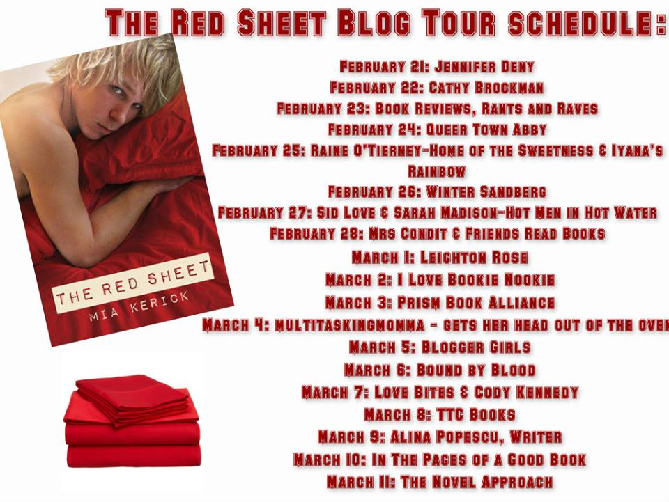 red sheet blog tour
