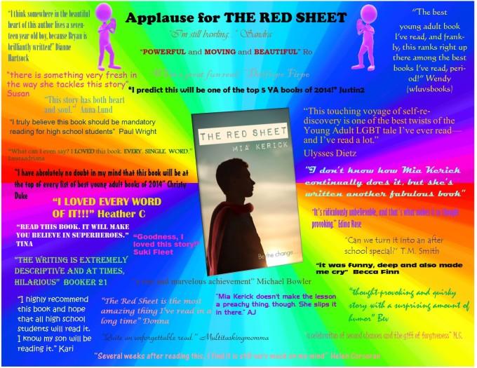 The Red Sheet Promo V22