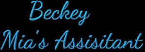 BeckeyMiaAssistant