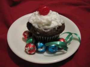 diet coke cupcake