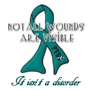 PTSD not all wounds are visible