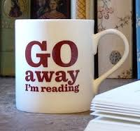 go away mug