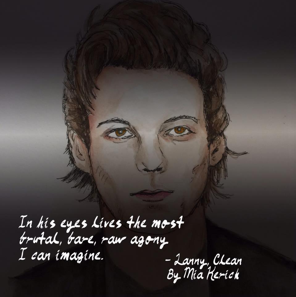 Kari Promo Clean Louis face - tortured eyes