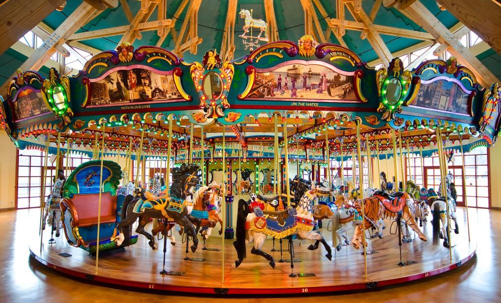 carousel-ride