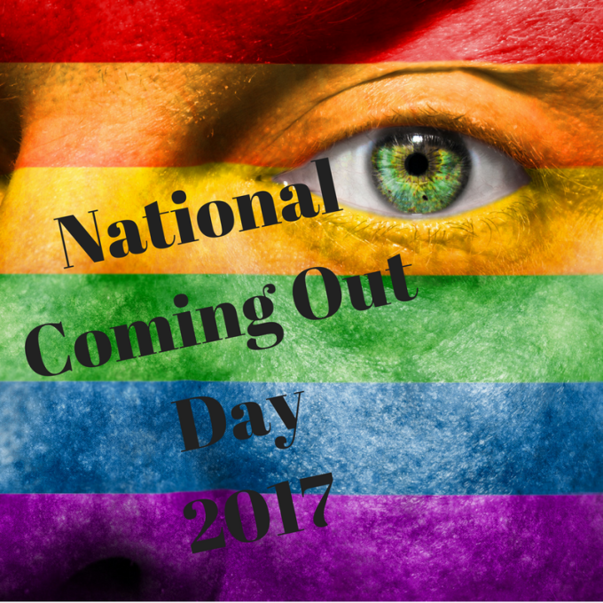 National Coming Out Day2017